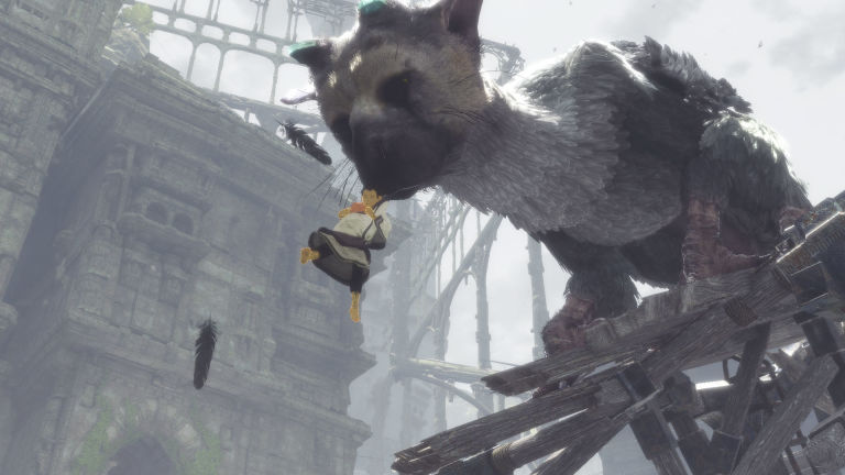 the last guardian puzzled