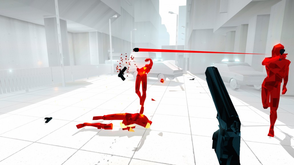 game of the year superhot