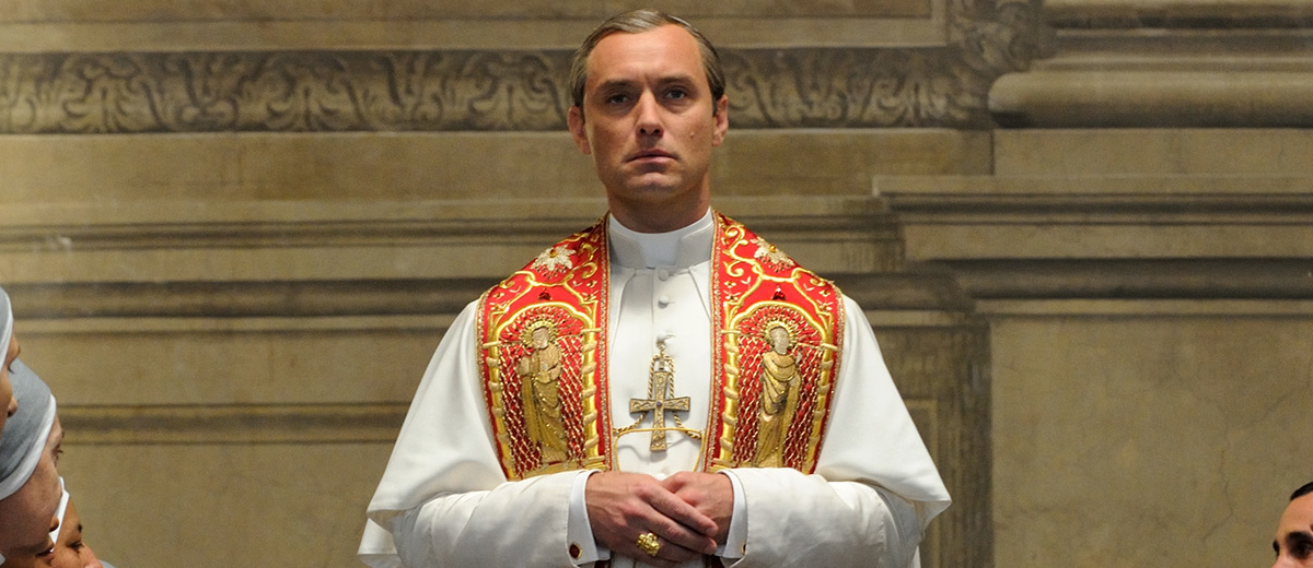 the young pope vatican