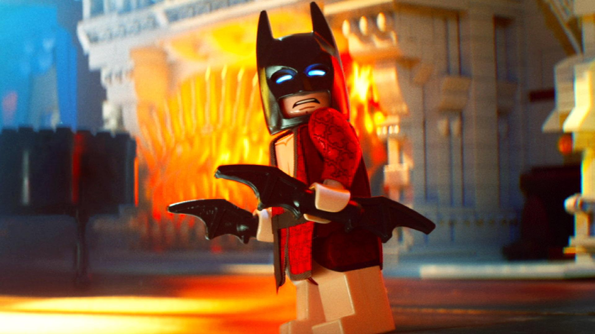 the lego batman movie will
