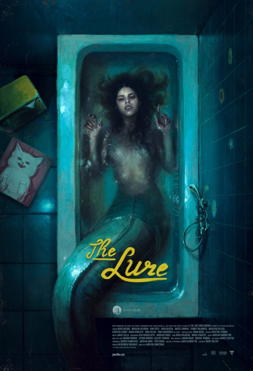 the lure poster