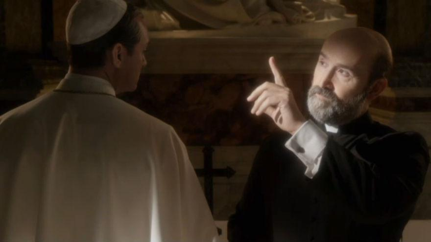 the young pope byzantine
