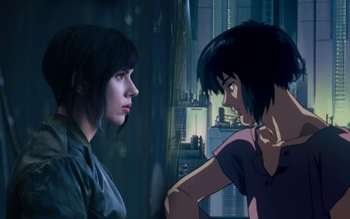 ghost in the shell scar