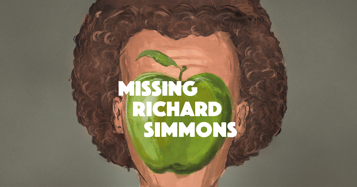 podcast of the week missing richard simmons