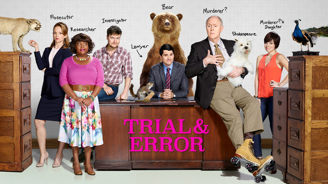 trial and error title