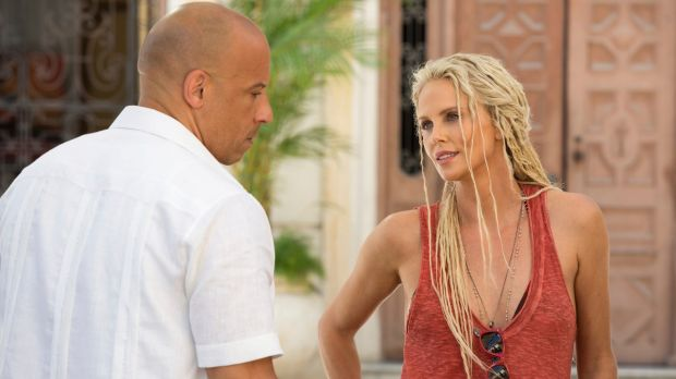 the fate of the furious charlize