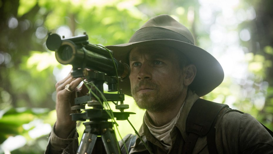 the lost city of z yellow
