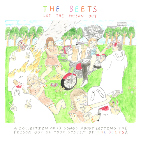 bandcamp picks of the week beets