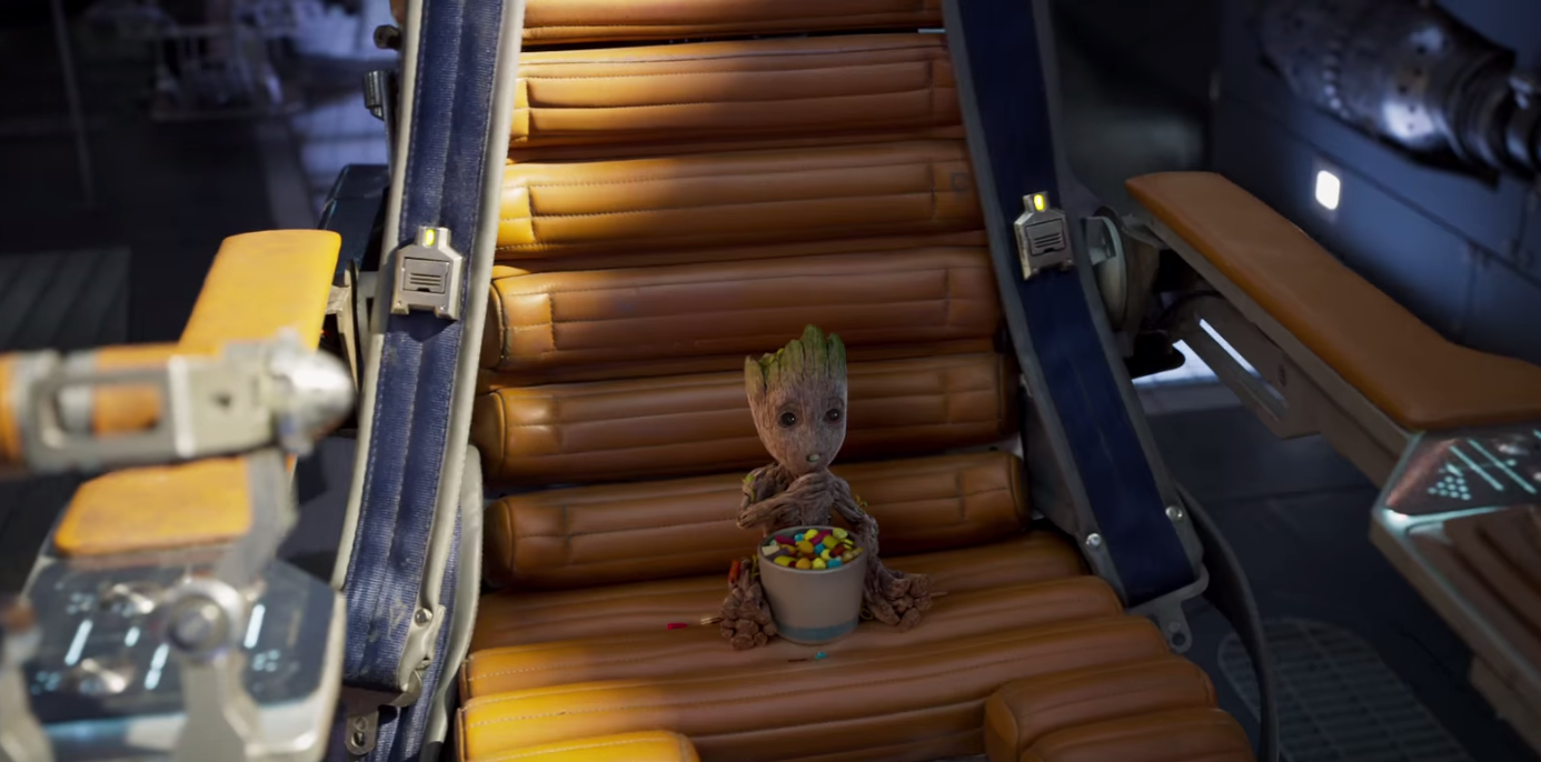 guardians of the galaxy vol. 2 groot
