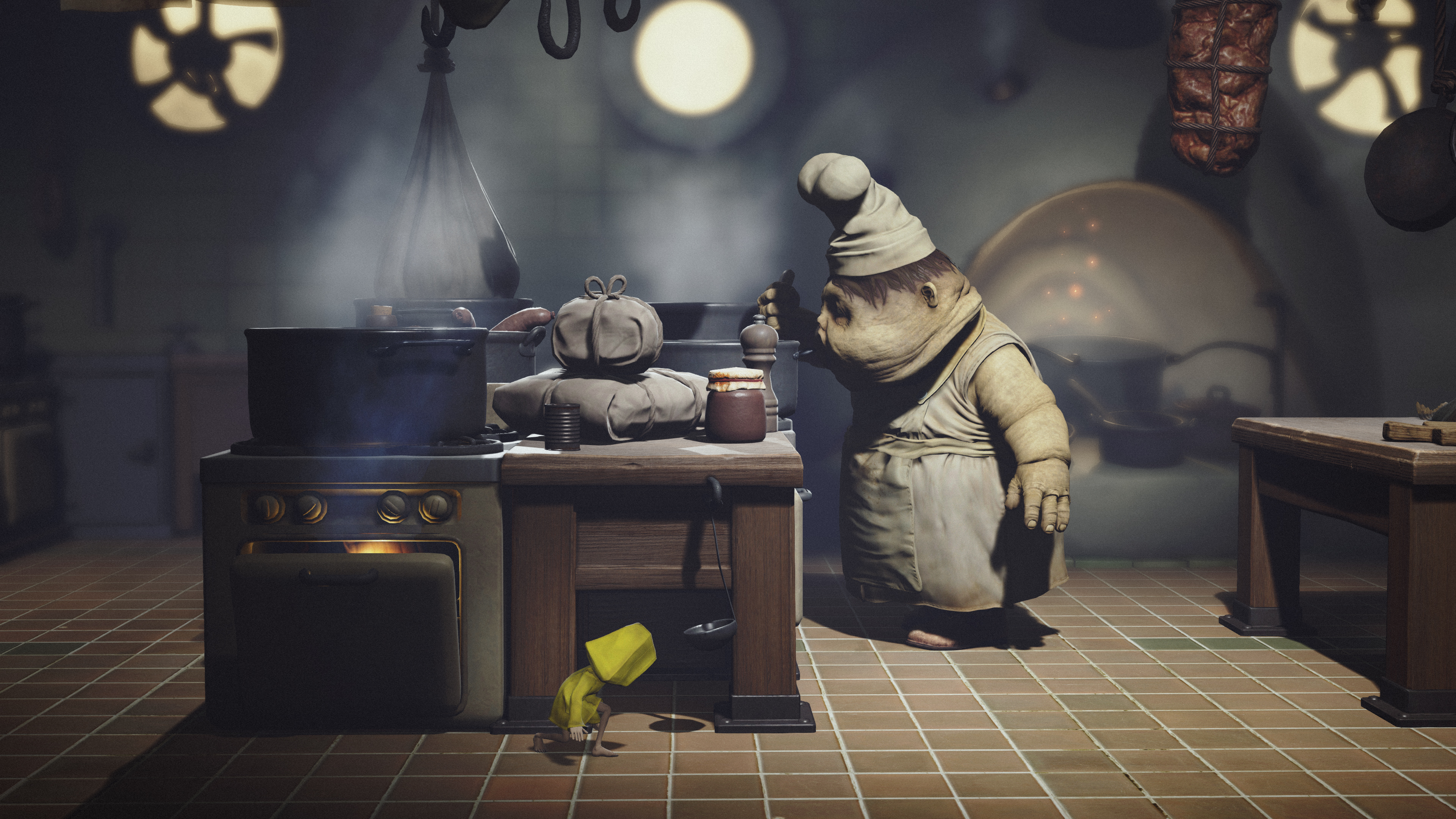 little nightmares chef