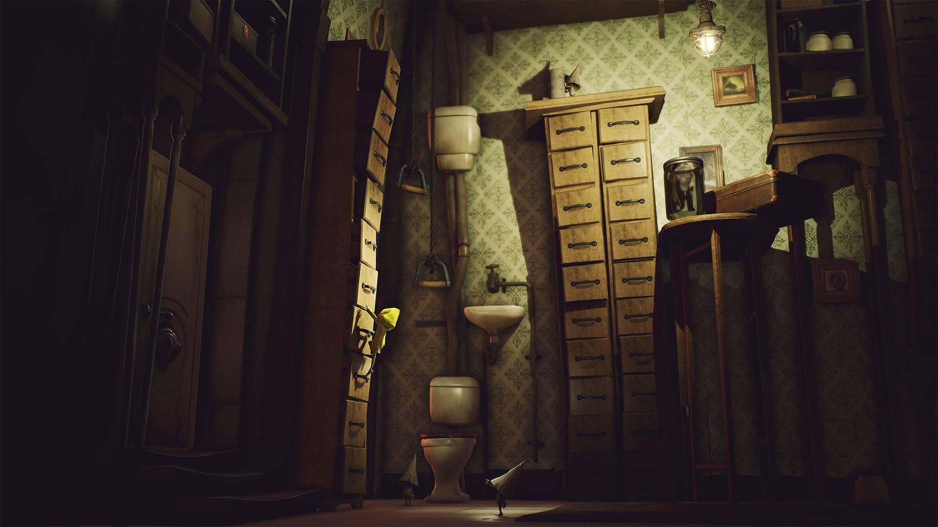 little nightmares kitchen