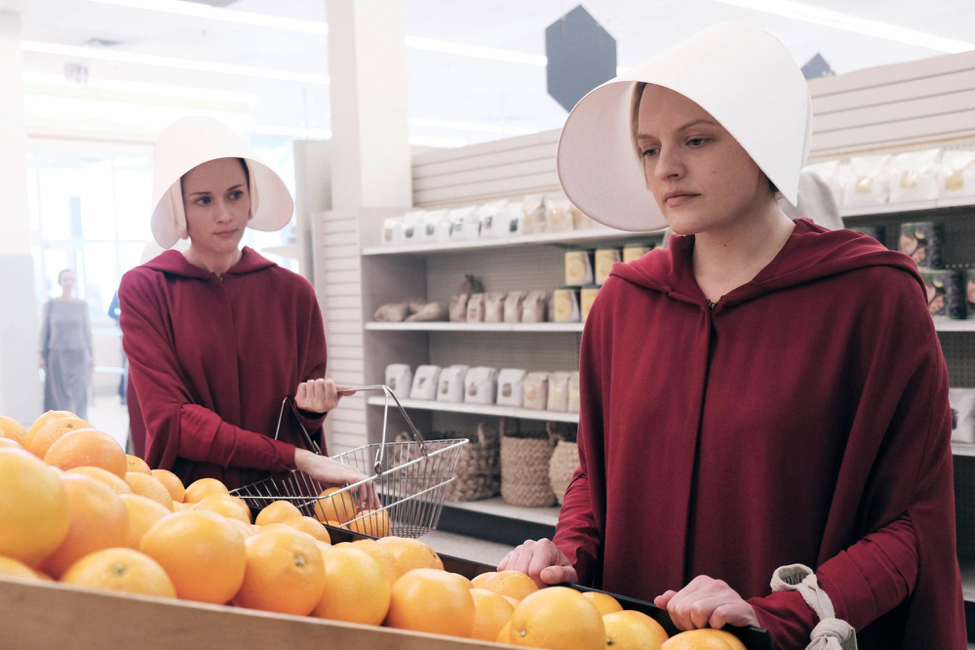 the handmaid's tale orange