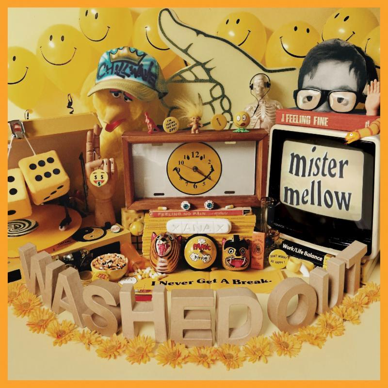 the mister mellow show