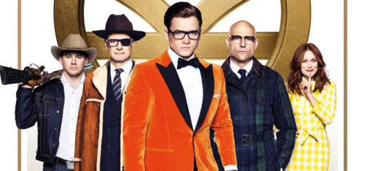 kingsman golden circle poster