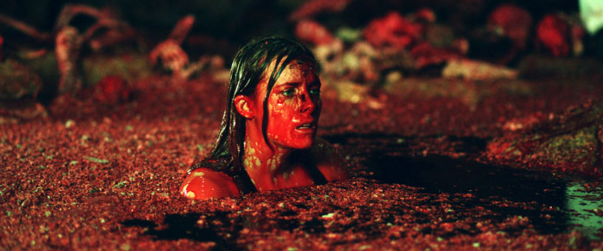 horror the descent