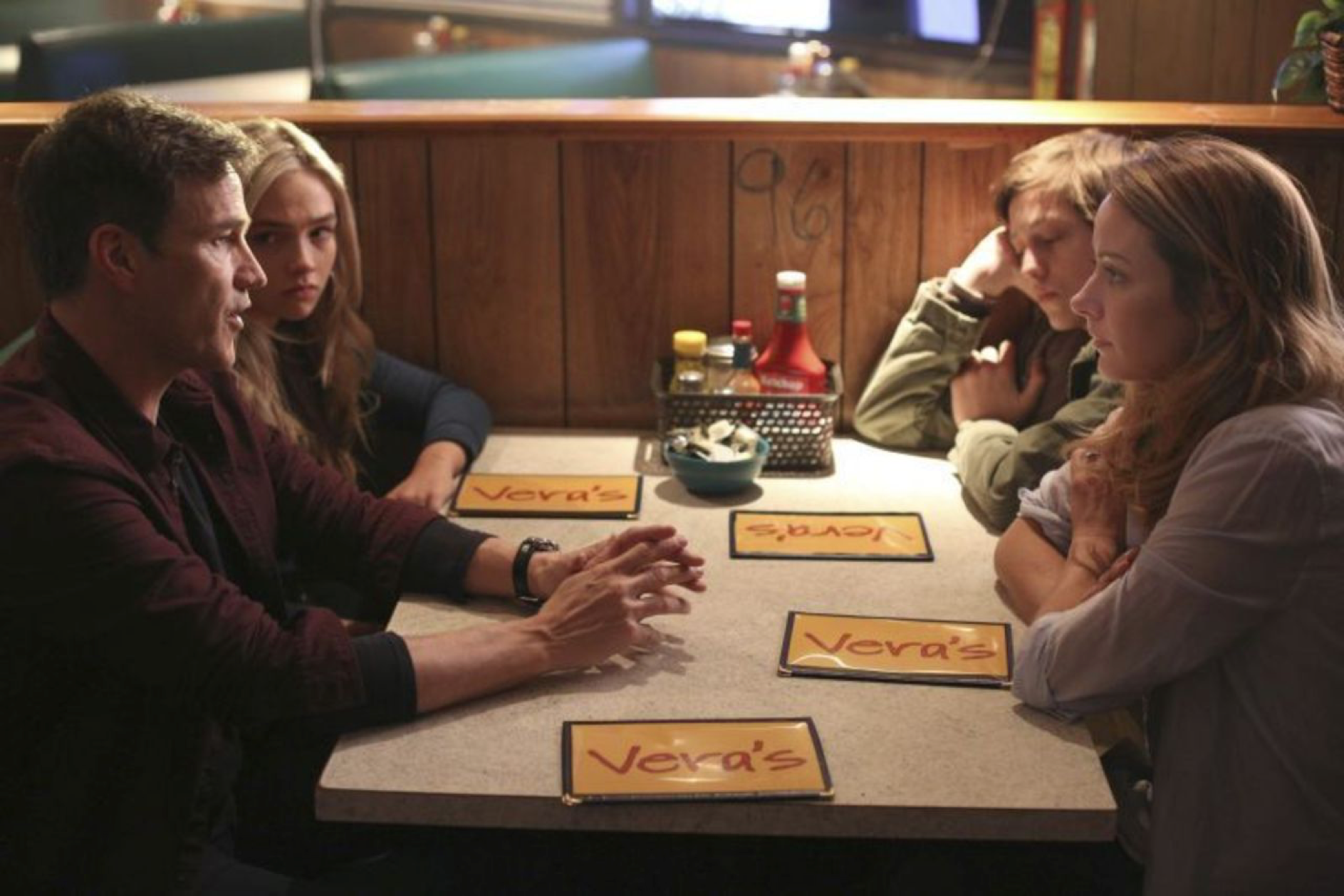 the gifted diner