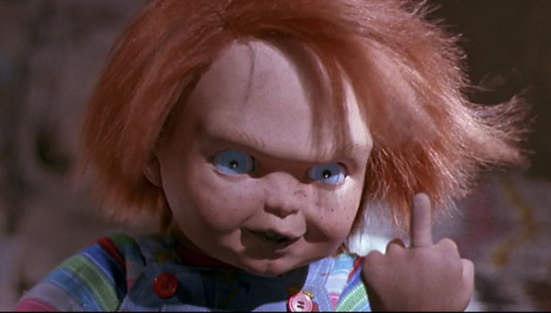 Crossfader's Week of Horror chucky