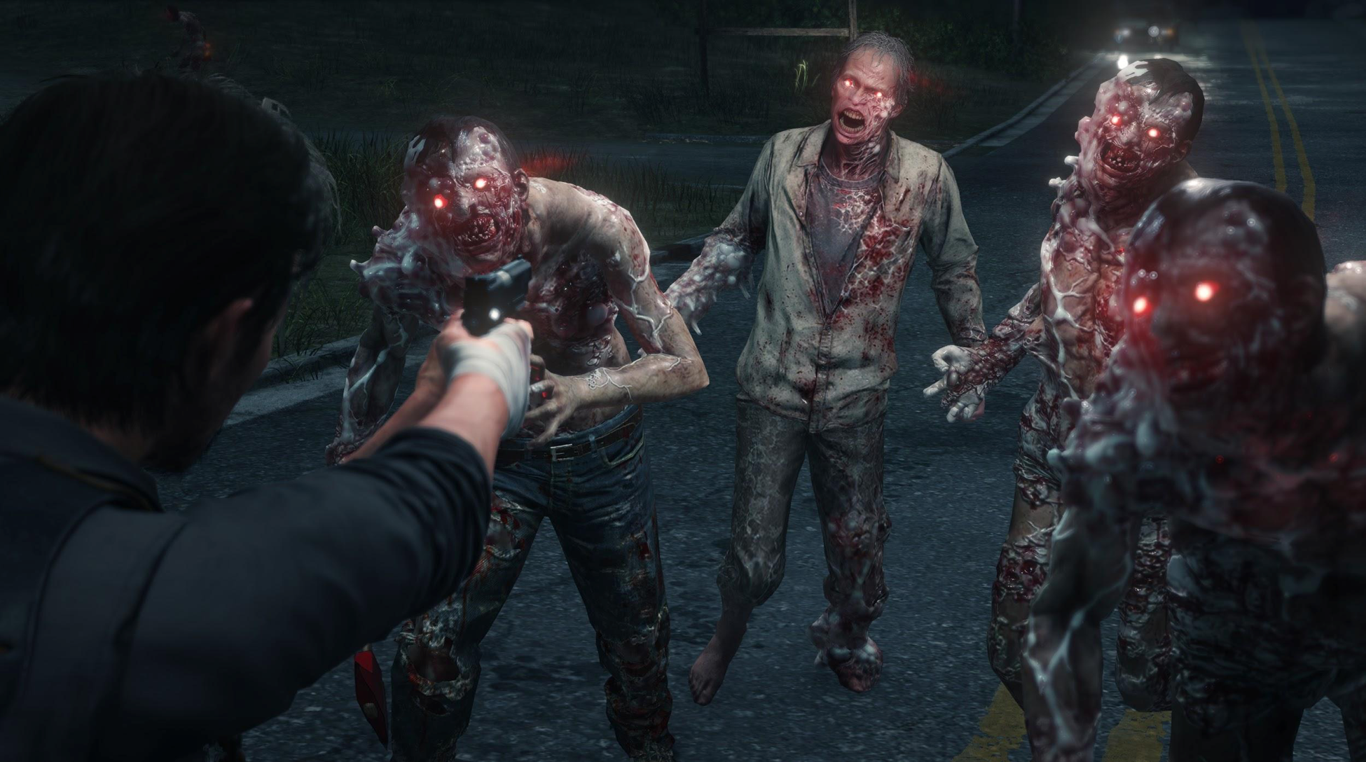 The Evil Within 2 zombies
