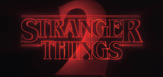 Stranger Things 2 title