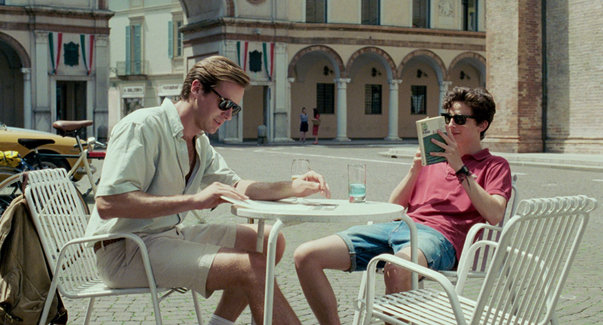 Call Me By Your Name Michael