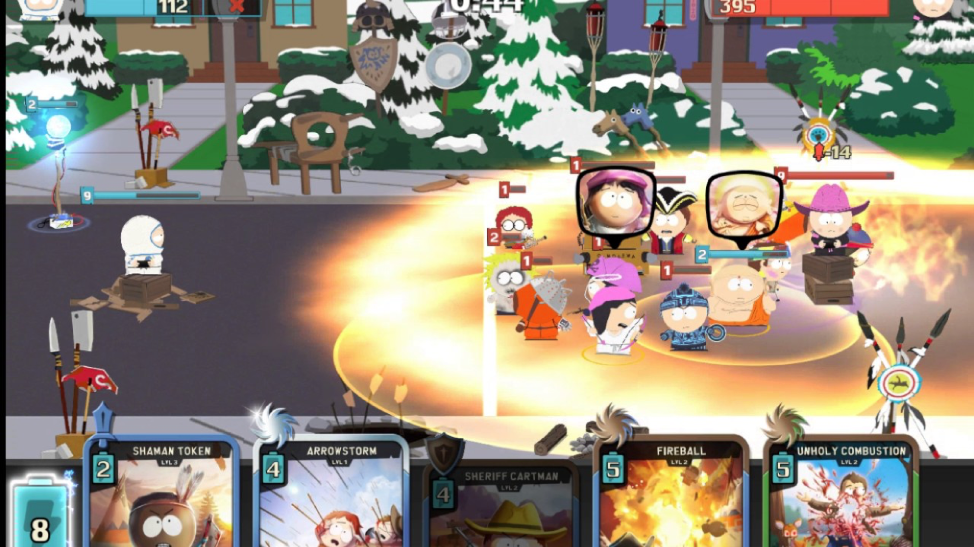 South Park: Phone Destroyer rise