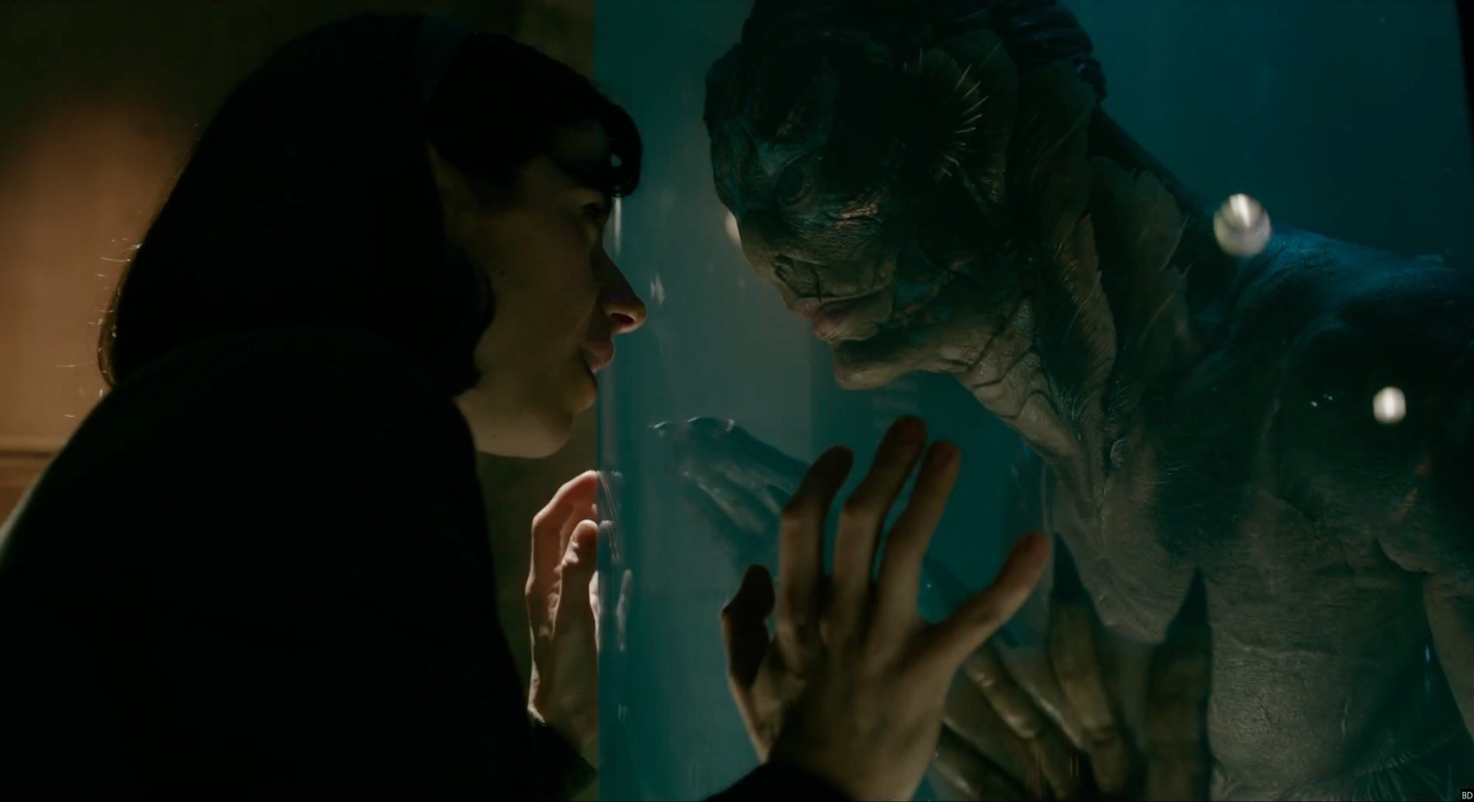 the shape of water glass