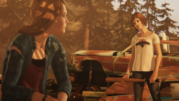 Life Is Strange Before the Storm Rachel