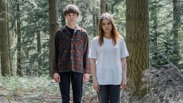 The End of the F***ing World forest