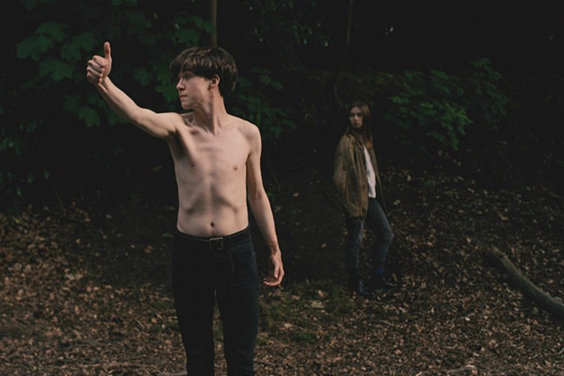 The End of the F***ing World thumbs up