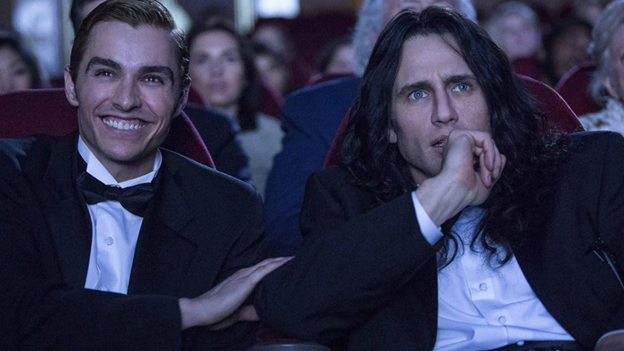 Academy The Disaster Artist