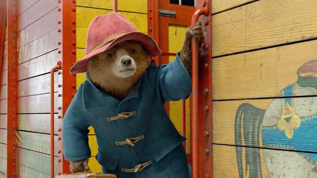 Paddington 2 train