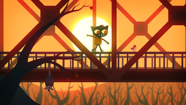 Game of the Year Night in the Woods