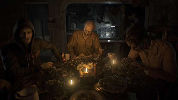 Game of the Year Resident Evil 7: Biohazard