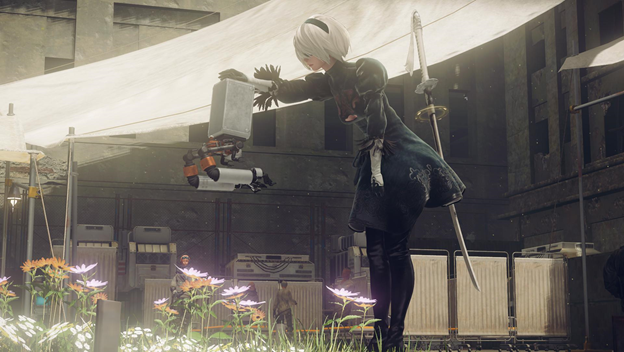 Game of the Year Nier: Automata