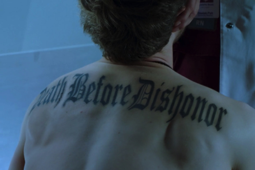 The Resident tattoo
