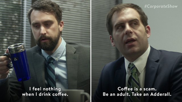 Corporate coffee