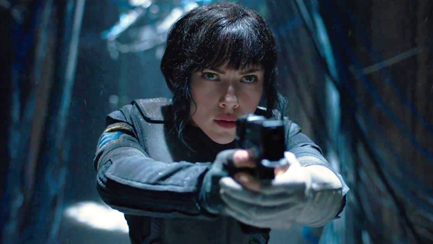 Top 50 Films Ghost in the Shell