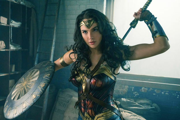 Top 50 Films Wonder Woman