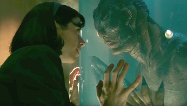 Top 50 Films The Shape of Water