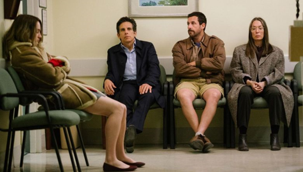 Top 50 Films The Meyerowitz Stories