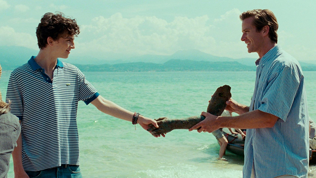 Top 50 Films Call Me By Your Name