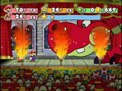Paper Mario: The Thousand-Year Door Broadway