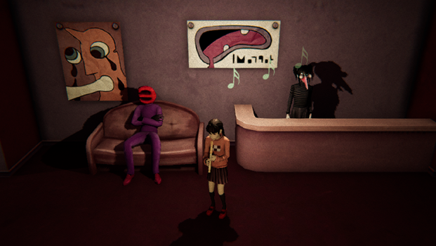 Yume Nikki friends