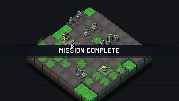 Into the Breach mission complete