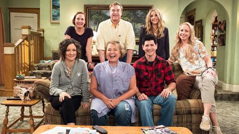 television roundup Roseanne