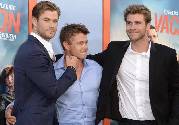 Luke Hemsworth Liam