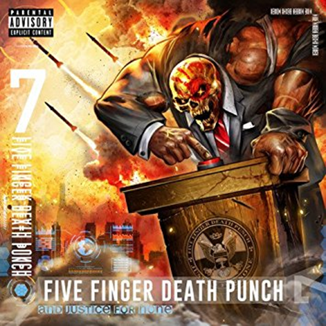 music roundup Five Finger Death Punch