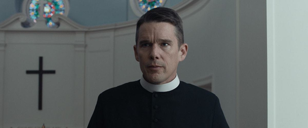 First Reformed face