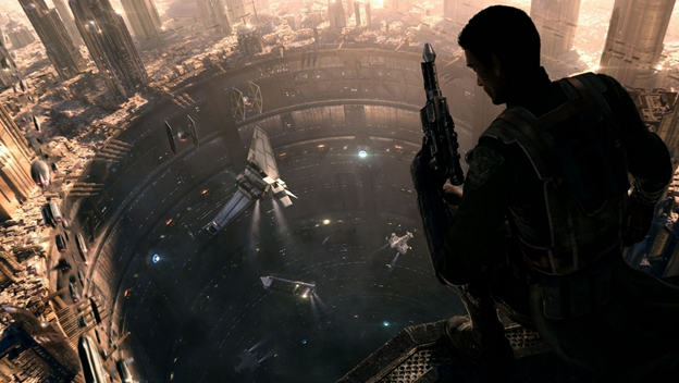 Solo Star Wars 1313