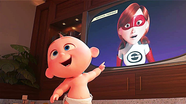 Incredibles 2 Jack Jack